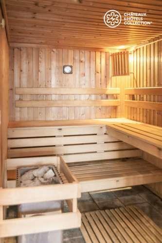 Château de la Commanderie - Sauna