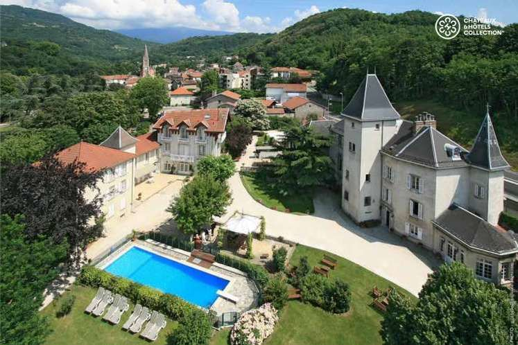 Château de la Commanderie - Vue Panoramique