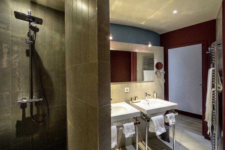 La Maison Bord'eaux - Salle de bain
