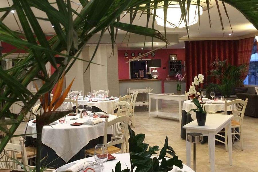 Auberge Du Lac - Restaurant