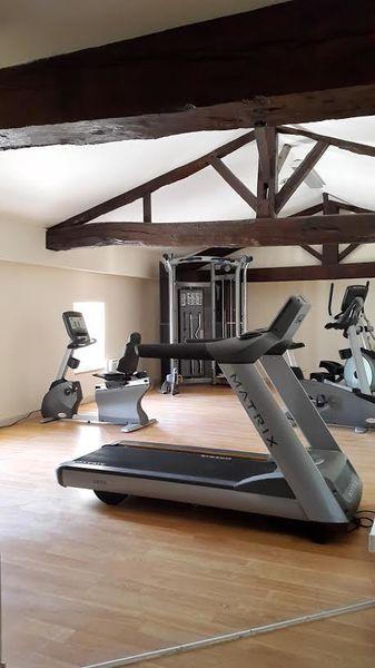 Best Western Golf & Hôtel Du Gouverneur - Salle de fitness