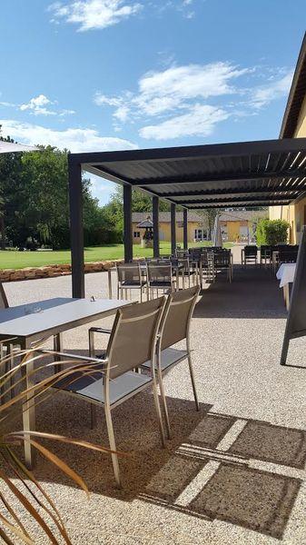 Best Western Golf & Hôtel Du Gouverneur - Terrasse 2