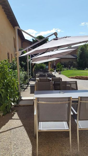 Best Western Golf & Hôtel Du Gouverneur - Terrasse 3