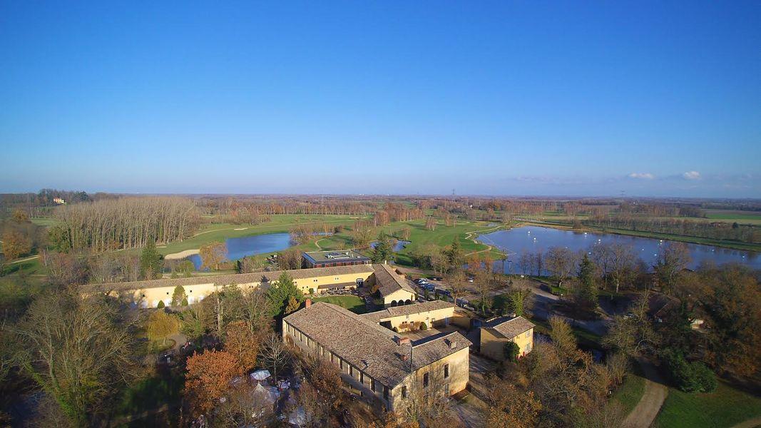 Best Western Golf & Hôtel Du Gouverneur - Vue aérienne