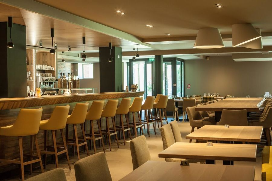 Best Western Golf & Hôtel Du Gouverneur - Restaurant