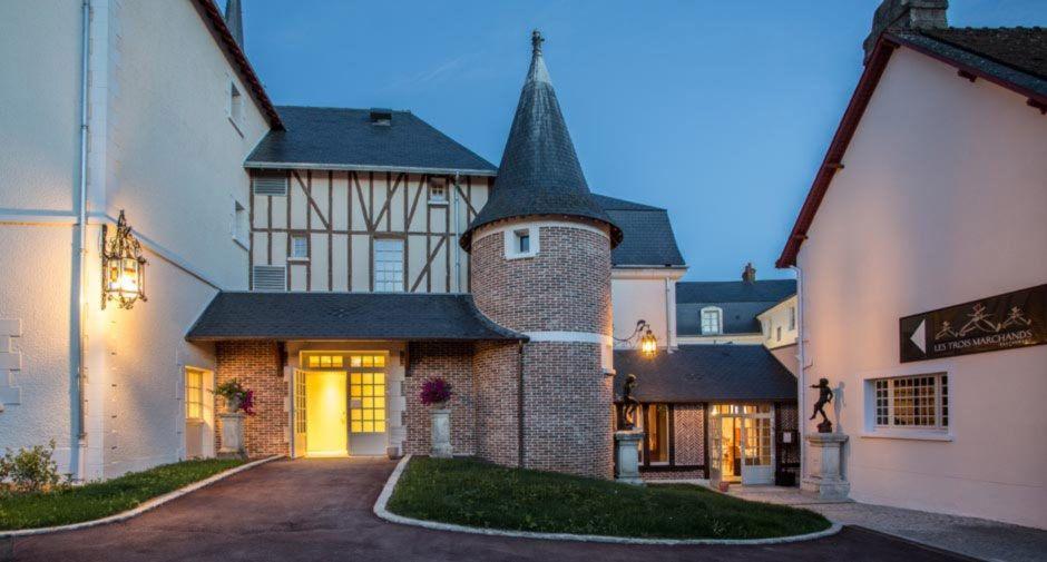 Relais des Trois Châteaux - Hôtel 2