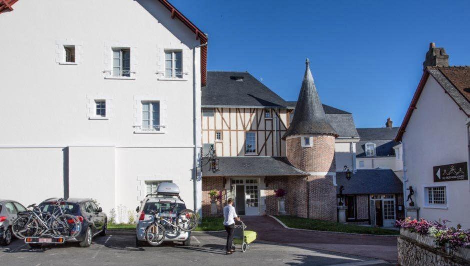 Relais des Trois Châteaux - Hôtel