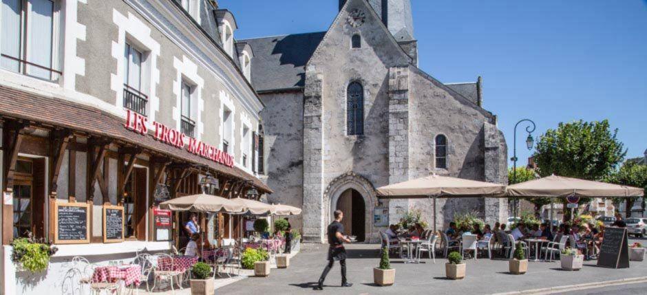 Relais des Trois Châteaux - Restaurant