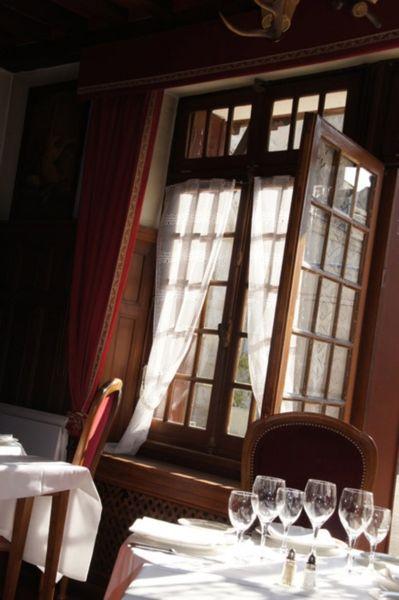 Relais des Trois Châteaux - Salle de restaurant 2