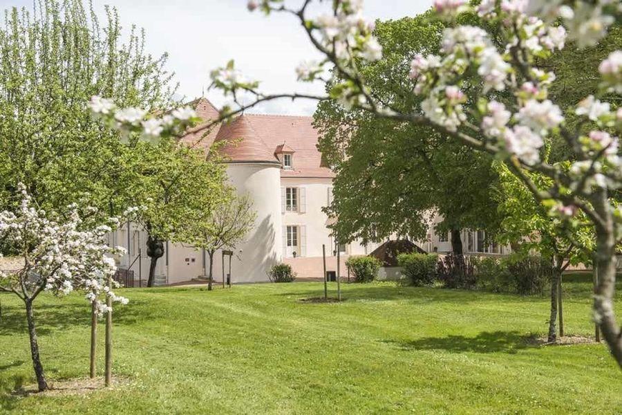 Le Château du Bost - Extérieur