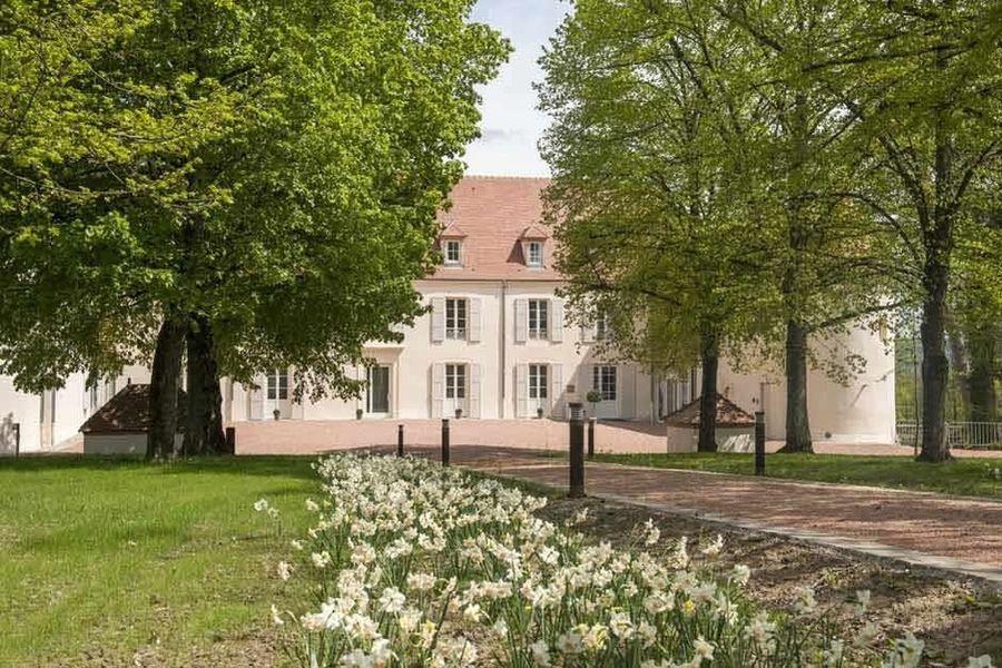 Le Château du Bost - Façade