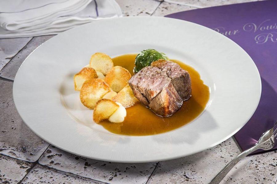 Le Château du Bost - Proposition culinaire