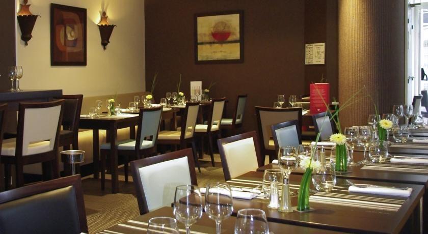 Mercure Lyon Charpennes - Salle de restaurant