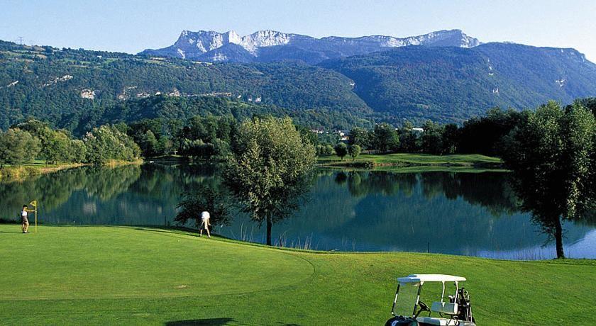 Golf Hôtel Grenoble Charmeil - Golf 2