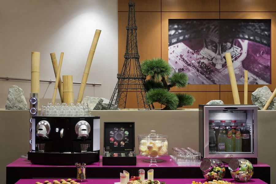Mercure Paris Centre Tour Eiffel - Buffet