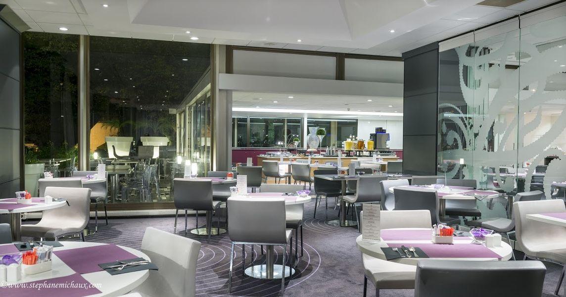Mercure Paris Centre Tour Eiffel - Salle de restaurant