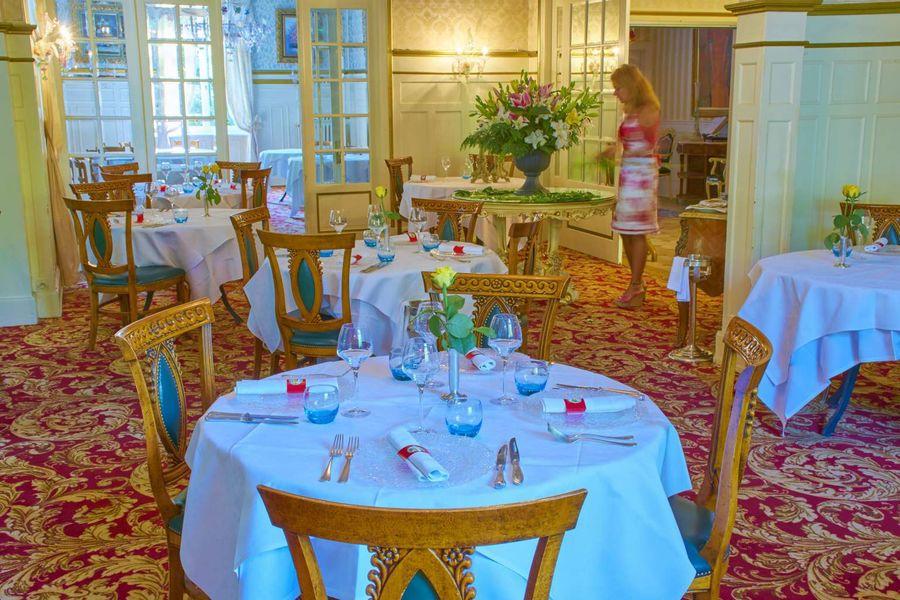 Hôtel du Parc - Restaurant