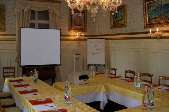 Salle séminaire  - Hôtel du Parc ***