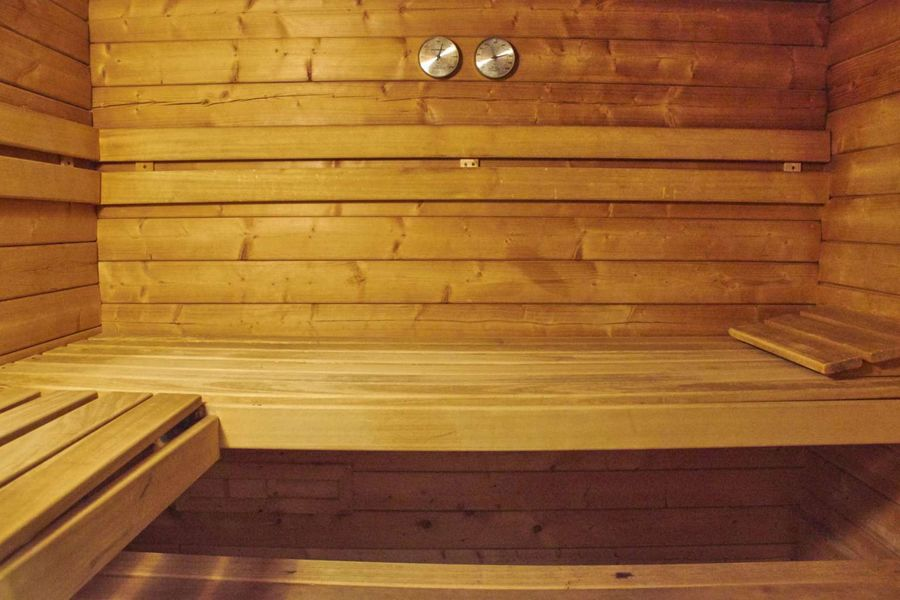 Hôtel du Parc - Sauna