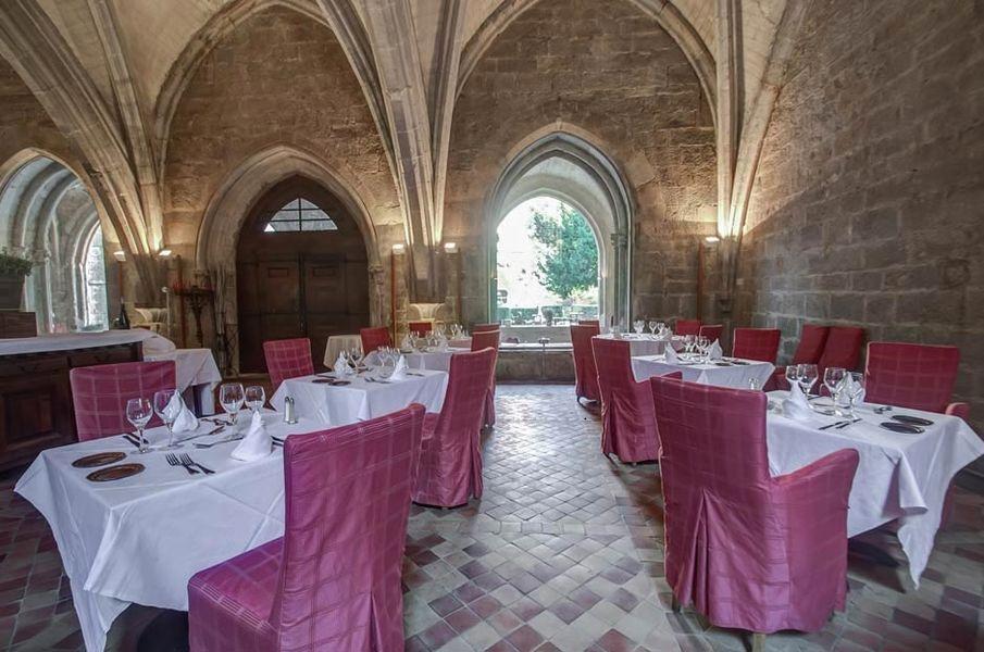Hôtel Le Couvent Royal - Salle de restaurant