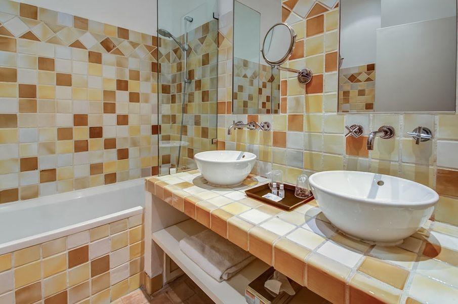 Hôtel Le Couvent Royal - Salle de bain