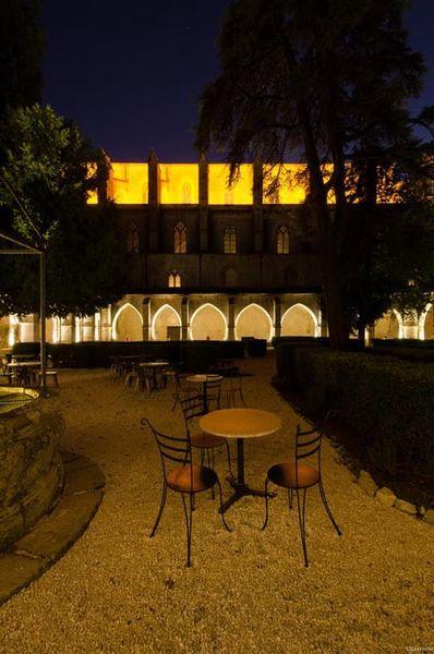 Hôtel Le Couvent Royal - Terrasse 2