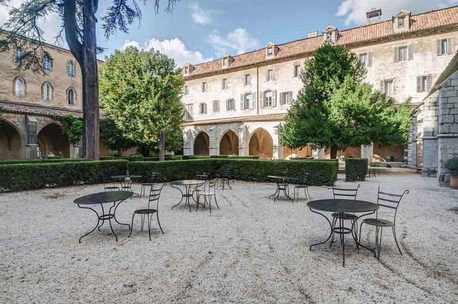 Hôtel Le Couvent Royal -Terrasse