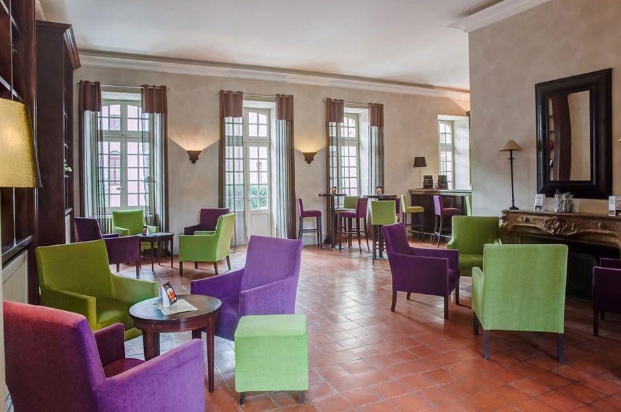 L'Hôtel Abbaye Ecole de Sorèze - Bar