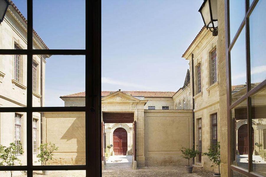 L'Hôtel Abbaye Ecole de Sorèze - Extérieur 2
