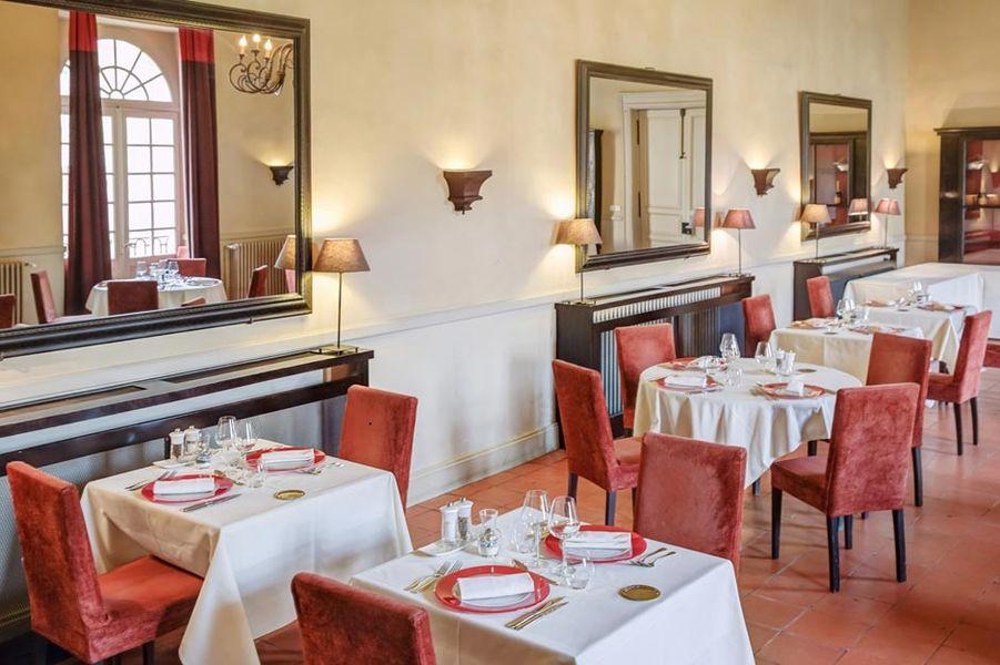 L'Hôtel Abbaye Ecole de Sorèze - Salle de restaurant