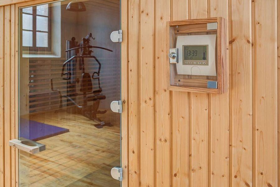 L'Hôtel Abbaye Ecole de Sorèze - Sauna