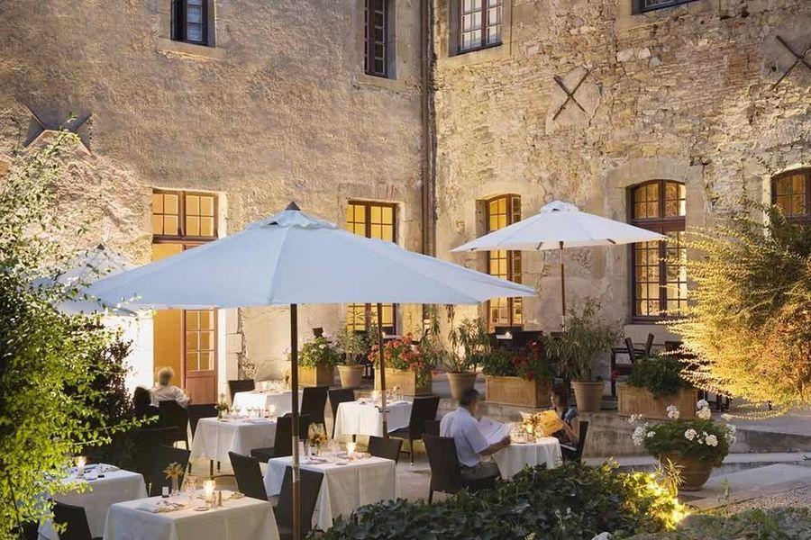 L'Hôtel Abbaye Ecole de Sorèze - Terrasse