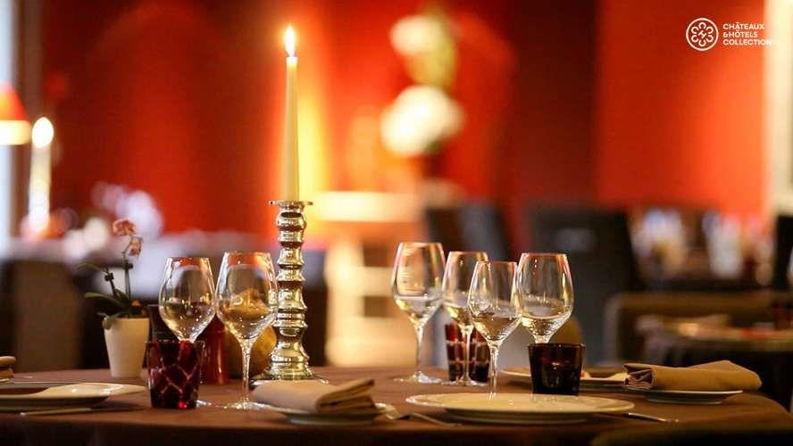 Domaine de Barive - Restaurant