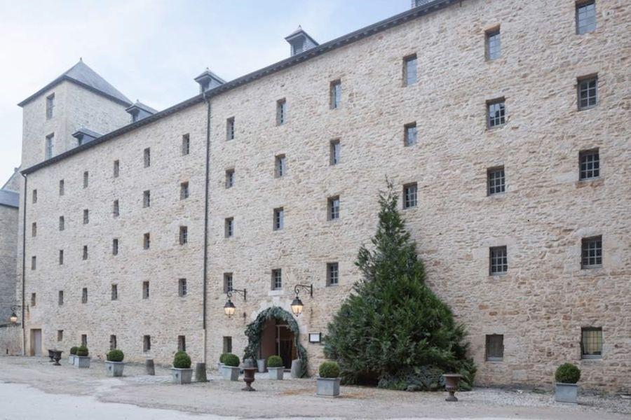 Hôtel Le Château Fort de Sedan - Extérieur