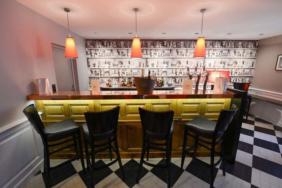 Les Maritonnes Parc & Vignoble - Bar 2