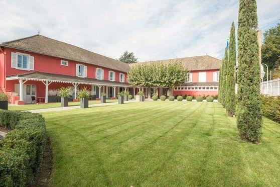 Salle séminaire  - Les Maritonnes Parc & Vignoble  ***