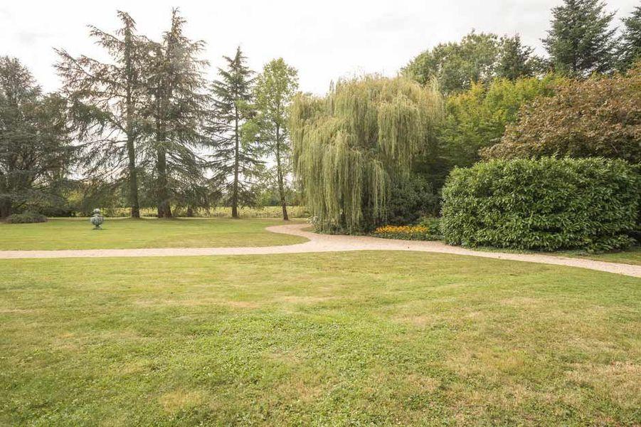 Les Maritonnes Parc & Vignoble - Jardins