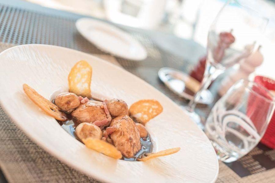 Les Maritonnes Parc & Vignoble - Proposition culinaire 2