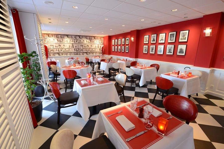Les Maritonnes Parc & Vignoble - Salle de restaurant 2