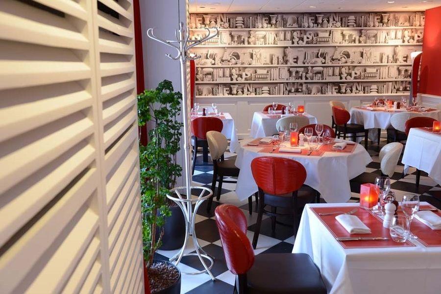 Les Maritonnes Parc & Vignoble - Salle de restaurant 3