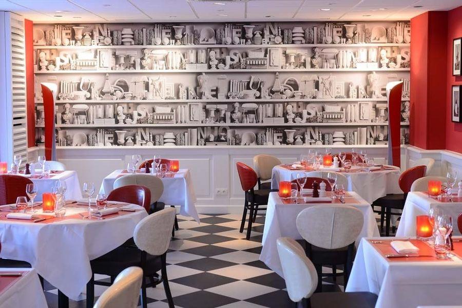 Les Maritonnes Parc & Vignoble - Salle de restaurant 5