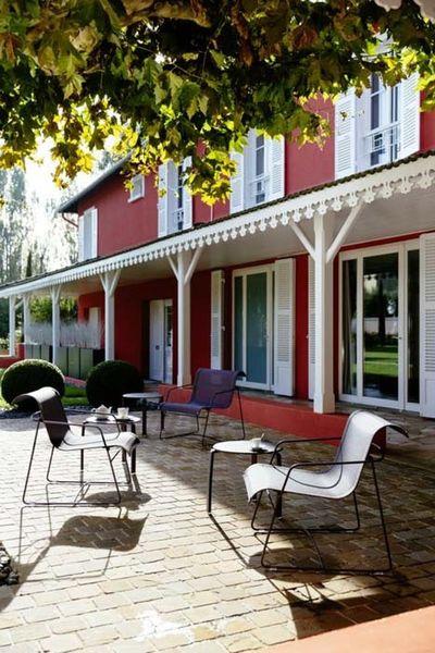 Les Maritonnes Parc & Vignoble - Terrasse 4