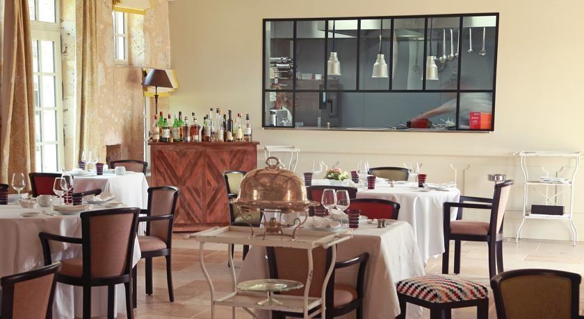 La Chartreuse du Bignac - Salle de restaurant