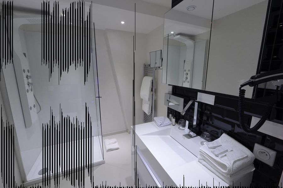 Art Hotel - Salle de bain