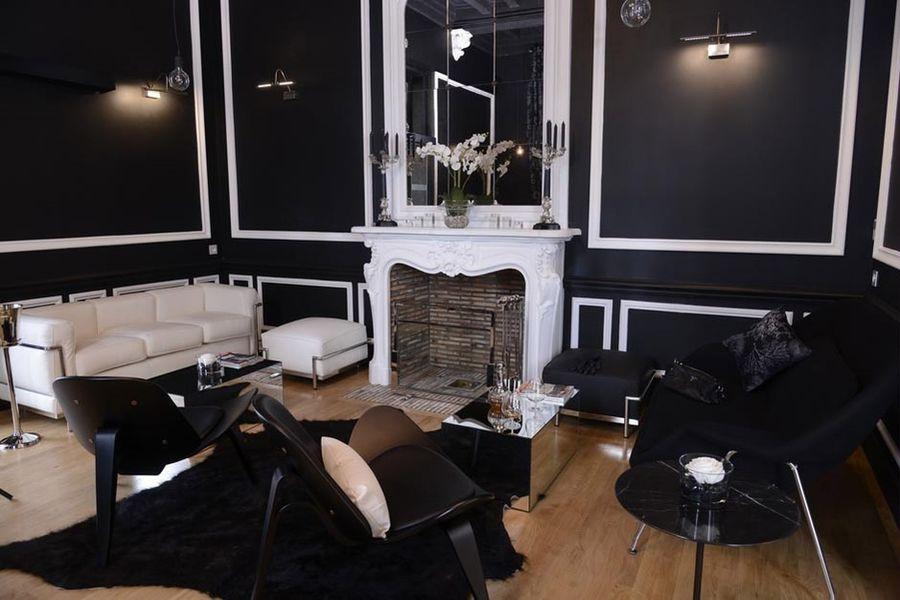 Art Hotel - Salon
