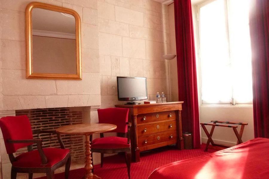 Hôtel Grand Monarque - Chambre 2