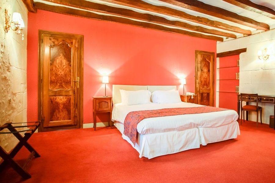 Hôtel Grand Monarque - Chambre 4