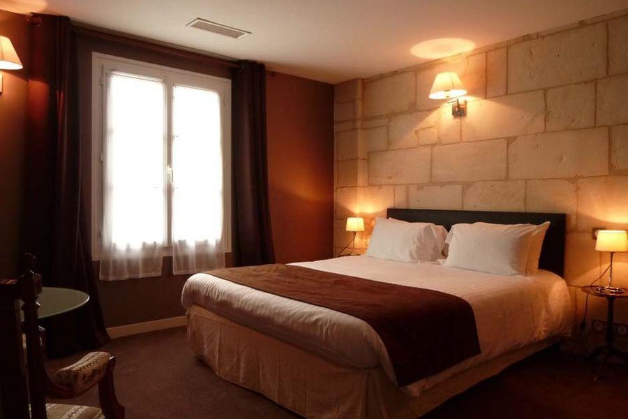 Hôtel Grand Monarque - Chambre 10