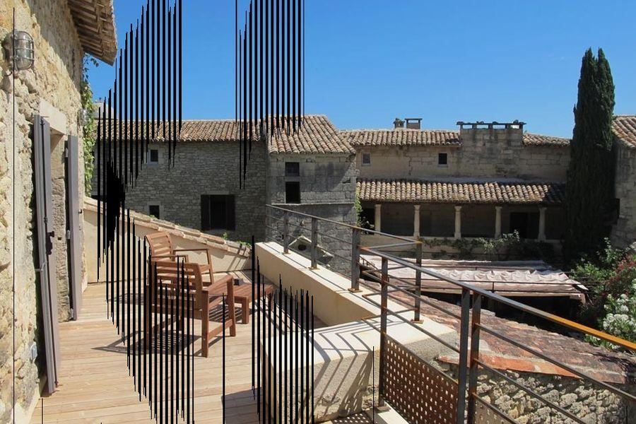l'Artémise - Terrasse privative