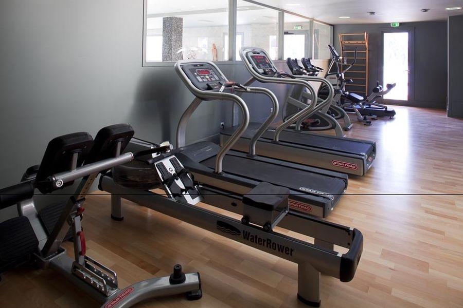 Hôtel & Spa L'Alta Peyra - Fitness